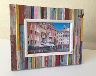 """Rustic Picture Frame """"Bella"""" from RusticAndRawFrames // Picture Frames, Rustic Picture Frames, Rustic Frames, Picture Frame, Frames"""