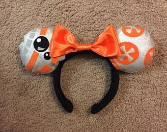 BB-8 Disney Ears, Star Wars Disney Ears