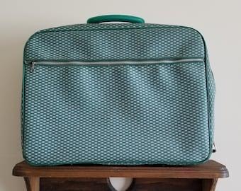 1950's Mod Suitcase Bantam Style