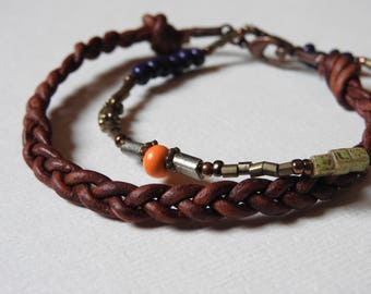 BLACK COFFEE GIRL bracelet/bracelet