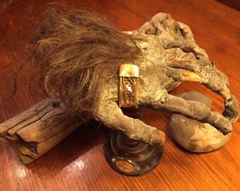 Mummified Yeti Hand