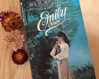 Emily Climbs, book two in Emily of New Moon series written by LM Montgomery