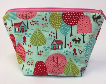 Little Red Riding Hood Project Bag!