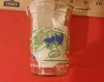 Welch's Tom and Jerry Jelly Jar. 1991
