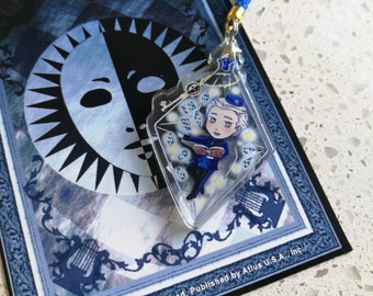 Persona 3 Theodore Bottle Charm!