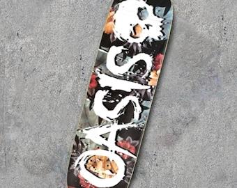 "OASIS x ZERO Skateboard Deck - 7.75-8.5"""