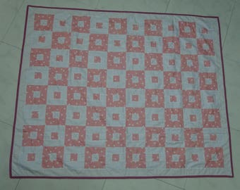 Patched Baby Blanket 2