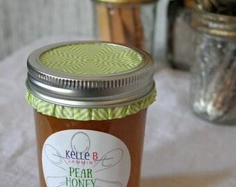 Pear Honey Jam