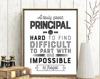 stand principle quote wall decal. Principal Gift A Truly Great PRINTABLE Quote Appreciation Birthday Men Retirement Stand Principle Wall Decal
