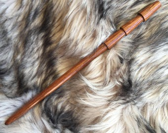 himalayan rosewood wand, rosewood wand, rosewood, wand, witch wand, wizard wand, wooden wand, wand, hardwood wand, magic wand, turned wand