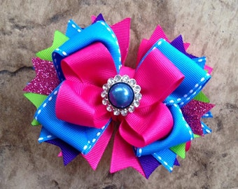 Sweet and Colorful Bow