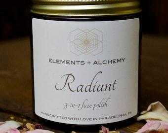 Radiant 3-in-1 Organic Facial Polish