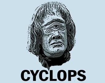 Gentlemen Broncos Krull Cyclops T-Shirt