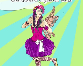 Lily The Fairy's Short Stories & Original Art Vol 2