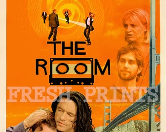 The Room  Movie Poster Tommy Wiseau