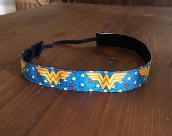 Wonder Woman non-slip headband