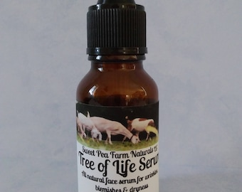 Tree of Life Serum-all natural face serum