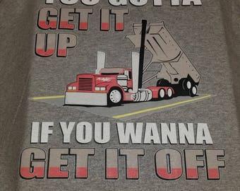 Truck driver shirt