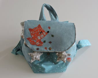 Small backpack for small children & babies, customizable