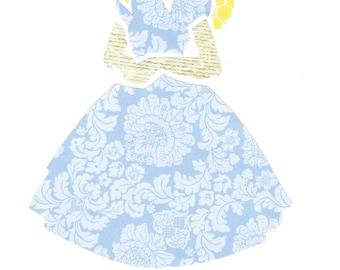 Alice (in Wonderland) Silhouette