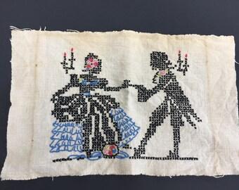 Vintage Cross Stitch -