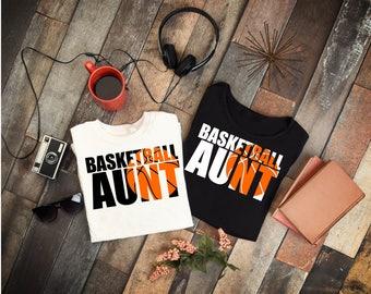 Basketball Aunt shirt