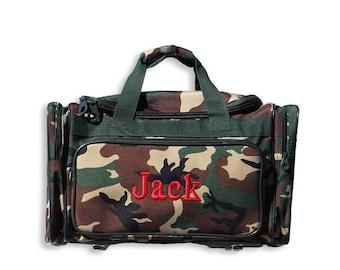 """Monogrammed Duffle-Personalized Duffle-Boy Duffle-Overnight bag-Camo-Robots-Cars-Chevron-Duffle-suitcase-20"""" Duffle-duffel-arrows"""