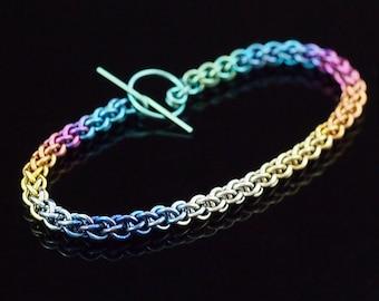 Niobium Jens Pind Bracelet - Kit or Ready Made