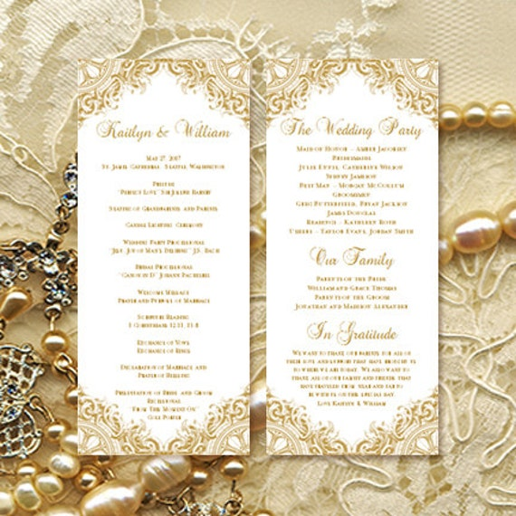 Th Wedding Anniversary Program Templates Kleobeachfixco - Wedding anniversary program templates