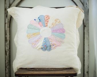 farmhouse pillow - Euro size