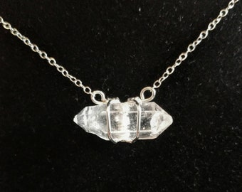 Dainty Double Terminated Crystal