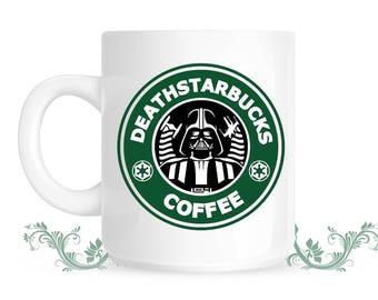 "Starbucks ""Darth Vader"" Coffee Mug Star Wars"