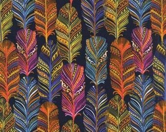 Michael Miller Indian Summer Jewel Catching Dreams Fabric - 1 yard