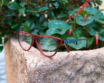 SAPHIRA - mod. 4177 - Made in Germany - New old vintage frame from 80s