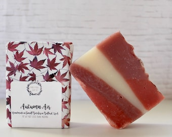 SALE Citrus Fir Soap: Shea Butter Soap, Palm Oil Free, Bar Soap, Handmade Soap, Cold Process Soap, Vegan Soap, Natural Soap, Soap Bar