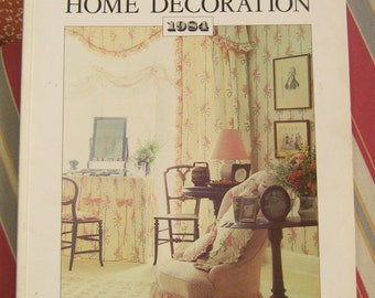 Vintage home decoration etsy laura ashley vintage 1984 home decorationfurnishings catalogue rare gumiabroncs Gallery