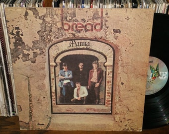 Bread Manna Vintage Vinyl Record