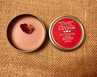 Rose Petal Lotion