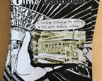 Time Commute – Comic