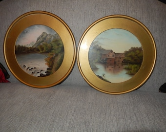 ORIGINAL ANTIQUE PAINTINGS