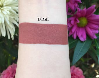 Rose Liquid Lipstick