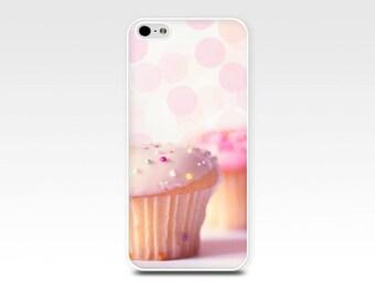 cupcake iphone case iphone 5s 6 4s case fine art photography case girly iphone 5 5s case iphone 4 case iphone case bokeh iphone case pastel