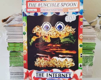 The Runcible Spoon INTERNET ISSUE