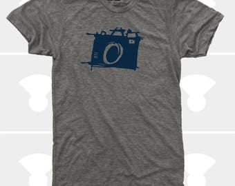 Sketch Camera - Men's Shirt