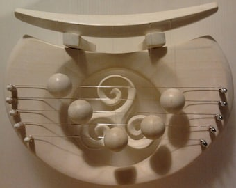Door Harp offer Celtic white