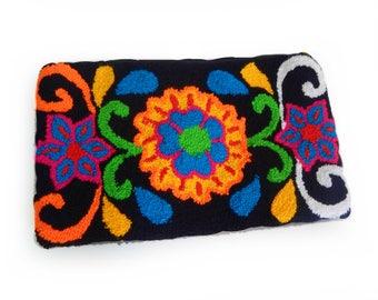 Handbag / Clutch Bag / Evening Bag / Gift for Women / Crochet Handbag / Wayuu Clutch / Hobo Clutch / Crochet Handbag  /Coin Bag /Makeup Bag