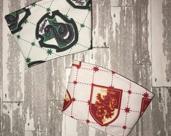Gingham Harry Potter themed Cozy