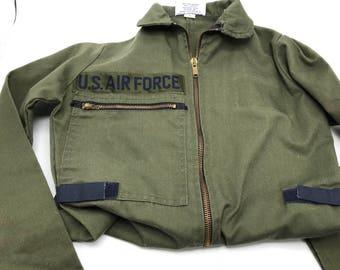 Space Cadets boy's Air Force jumpsuit