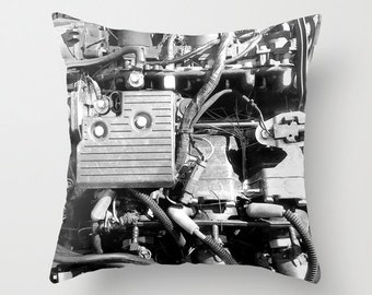 Photo Pillow Cover Decorative Pillow Guy Pillow Car Pillow Vintage Pillow Kids Pillow Cover
