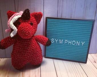 Symphony the Unicorn
